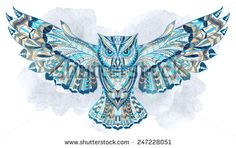 North American Indian Tattoo Designs | . African / indian / totem / tattoo design. It may be used for design ...