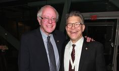 Bernie Sanders, Al Franken and Sherrod Brown Quietly Owned Trump On High Drug Prices Big Pharma is still making big money.