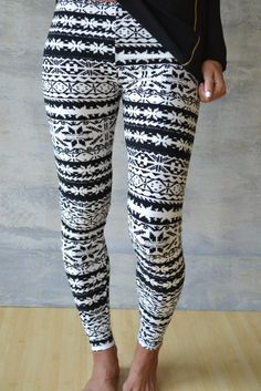 Tribal & True Leggings