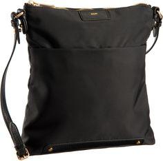 Joop Dia Nylon Shoulder Bag Big Black - Umhängetasche