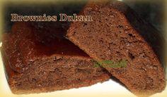 Dieta Dukan | Contigo paso a paso. Recetas, información y guia.: BROWNIES DE CHOCOLATE DUKAN- FASE CRUCERO