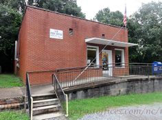 moncure nc - Google Search The Moncure post office