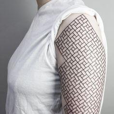 Malvina Maria Wisniewska geometric tattoos bricks-w636-h600