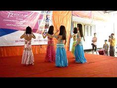 Children Belly Dance (yoga72style studio)
