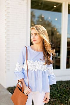 pinstripes and crochet | a lonestar state of southern