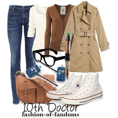 10th Doctor -- this blog looks AWESOME. Must check it out. They put the WRONG sonic screwdriver!! -_-