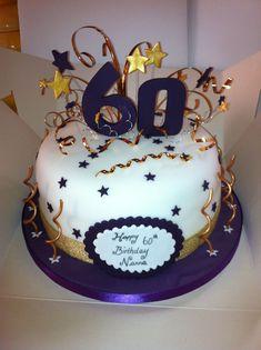 60Th Birthday Cakes 60th Cake Sealife Pinterest