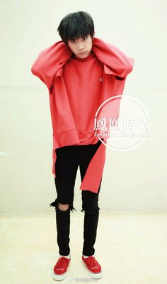Yiyangqianxi #Jackson #JacksonYi #易烊千玺 #อี้หยางเชียนซี #เชียนซี #TFboys #happycampqianxi