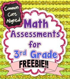 222 best teach fractions math 3rdgrade images on pinterest in 2018 common core math assessments for 3rd grade 31 and 3 fandeluxe Choice Image