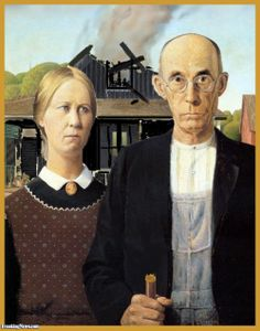 American Gothic Where Theres Smoke