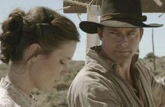 A mortally wounded outlaw is taken in by a Christian widow and her children.  A new western film with an inspirational message about the power of forgiveness.