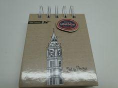 Bloco para anotações London Big Ben http://papelopolis.tanlup.com/product/947673/bloco-para-anotacoes-london-big-ben