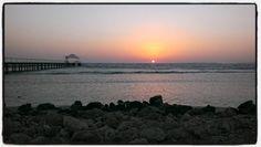 Сегодня рассвет совсем другой... Мне всегда немного грустно когда заканчивается отпуск и пора уезжать домой... С удовольствием отдохнула бы ещё недельку-другую... #sunrise #восход #Египет #октябрь #осень #отпуск #море  #ШармЭльШейх #RedSea #КрасноеМоре #Egypt #October #octubre #fun #otoño #freetime by isaljerie
