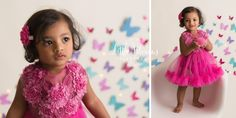 Little girl first birthday simple butterfly first birthday cake smash. Birthday Cake Smash, First Birthday Cakes, Girl First Birthday, Cake Smash Pictures, Chadds Ford, Simple Butterfly, Photographing Babies, Family Photographer, Newborn Photography