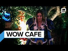 Blizzard Created A Warcraft-Themed Cafe