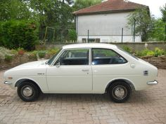 Toyota - 1000 - 1977