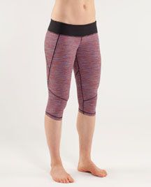 ef32964bc Run  Excel Crop. These are the best Lululemon pants ever!