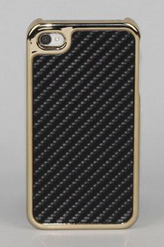 Yamamoto Industries Carbon Case for iPhone 4/4S