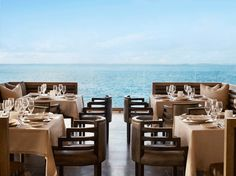 """Situated between the beaches of Barnes and Meads bays, Viceroy Anguilla is a """"jaw-dropping, Mediterranean-style modern resort."""""""