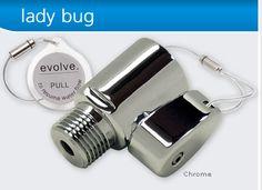 evolve showerheads :: ladybug showerhead adapter