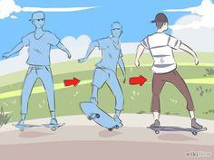 Awesome Image titled Do Skateboard Tricks Step 1 Fantastisches Bild mit dem Titel Do Skateboard Tricks Step 1 Beginner Skateboard, Skateboard Girl, Skates, Trick Pictures, Bmx Parts, Skate Girl, Skater Boys, Cool Skateboards, Tips