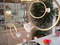 Bling bridal shower decorations