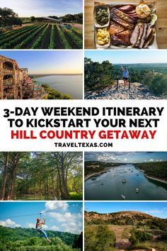 Looking for some Texas Hill Country travel inspo? I've teamed up with Travel Texas to put together an awesome weekend itinerary to kickstart planning for your next getaway in the Texas Hill Country! Check out this article for all my favorite places to visit on a Hill Country Weekend Getaway!