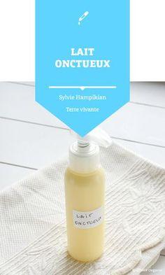 Recette pour fabriquer un lait hydratant corporel avec des produits naturels;