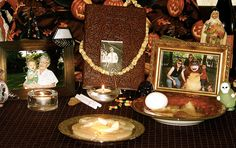 Day of the Dead Remembrance Altar - Samhain from Shakti Womyn