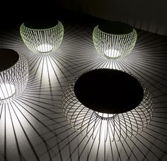 Meridiano – outdoor lights by Vibia
