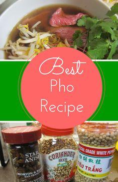 best Pho Recipe