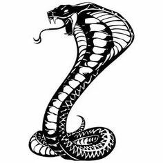 Cobra Tattoo, 1 Tattoo, Snake Tattoo, Body Art Tattoos, Tribal Tattoos, Snake Painting, Snake Drawing, Snake Art, Painting Tattoo