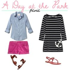 A Day at the Park: Picnic