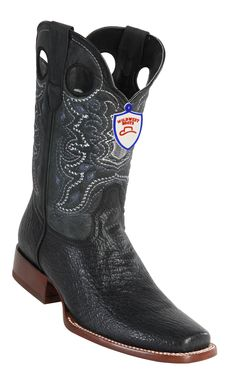 georgetowncowboyboots - Wild West Boots Mens Full Vamp Sharkskin Square-Toe Western Boots Black, $259.95 (http://www.georgetowncowboyboots.com/wild-west-boots-mens-full-vamp-sharkskin-square-toe-western-boots-black/)