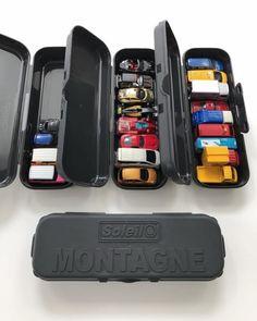 今すぐマネしたい!レゴ・ミニカーなどの細々したおもちゃのスッキリ収納術♩ | folk