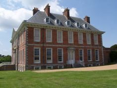 Uppark House - 17th century - restored after a fire in 1989. Unbelievable. I just logged into Pinterest and this was the first thing it showed me of things I might be interested in. this is where my godmother volunteered every week for 20 odd years and she just died on Monday.