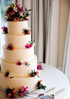 Sublime #wedding cake