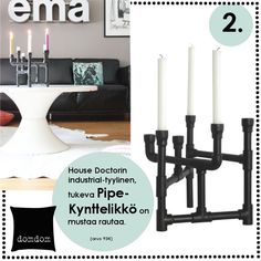 Great candle stick - must try this