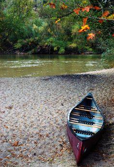 Nestos river, Canoe by Thalia Nouarou, via Flickr Canoe Trip, Canoe And Kayak, Utility Boat, Seasons In The Sun, Cabin Cruiser, Greece Islands, Small Boats, Camping Life, Boat Plans