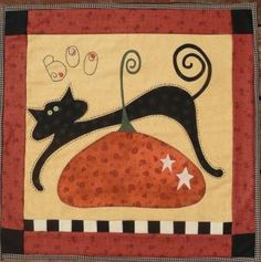 Image from http://www.pumpkinberriesstitchery.com/images/halloween_quilts_007.jpg.