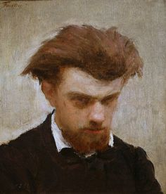 Self-Portrait by Henri Fantin-Latour | Flickr - Photo Sharing!