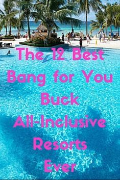 "An all-inclusive resort often seems like the obvious choice when planning a budget-friendly vacation. Everything is (supposedly) included, so (supposedly) what you pay upfront is the only fee you'll incur, and you can (supposedly) drink, dine, and play till your heart's content. But unfortunately, some hotels that bill themselves as ""all-inclusive"" have plenty of caveats: VIP-only pools, limited dining hours, and hefty fees for just about anything extra -- to name just a few. So you won't…"