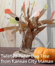 Fast Easy Halloween Decorations from Recycled Materials