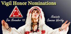Vigil Honor Nominations