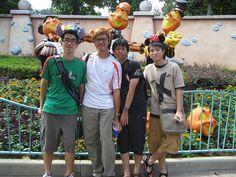 Day4 迪士尼合照