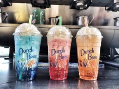 dutch bros drinks - Google Search