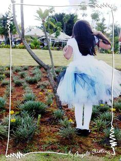 Gabriela no País das Maravilhas Anniversary - Alice in Wonderland