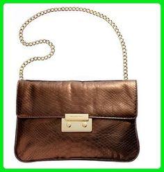 bb3be6c9d2 Michael Kors Handbag Sloan Clutch, Cocoa - Clutches (*Amazon Partner-Link)