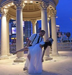 Choose to have a romantic Las Vegas wedding package with Ceremony to Remember