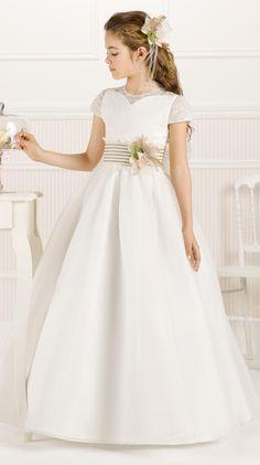$101.75-A-Line Short-Sleeve Lace Scoop-Neck Long Flower Girl Dress/ Little Girl Wedding Dress. http://www.ucenterdress.com/a-line-short-sleeve-floor-length-lace-scoop-neck-flower-girl-dress-with-flower-pMK_400025.html. Shop for best flower girl dress, baby girl dress, girl party dress, gowns for girls, dresses for girl, children dresses, junior dress, pageant dresses for girls We have great 2016 fall Flower Girl Dresses on sale. Buy Flower Girl Dresses online at UcenterDress.com!